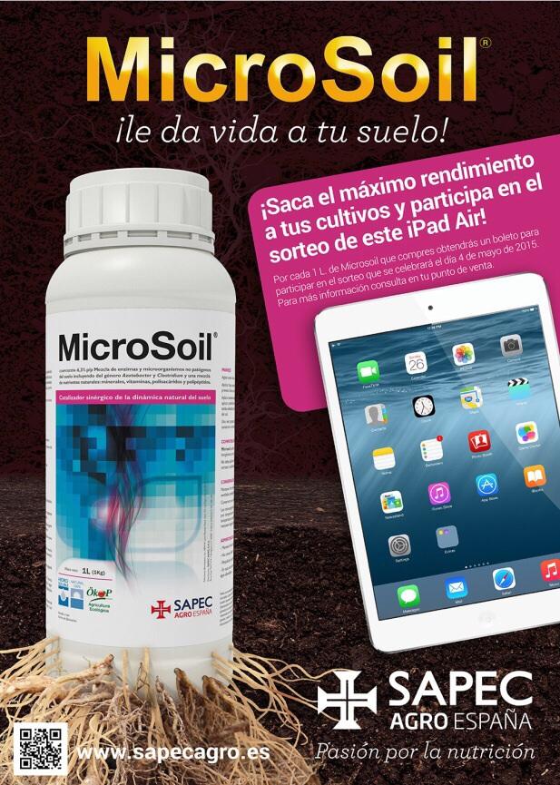 SORTEO MICROSOIL